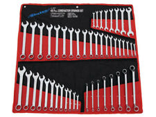 48 Pce Combination Spanner / Wrench Set - Imperial and Metric