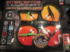 WORLD TECH TOYS Interceptor Remote Control 4-Propeller Spy Drone