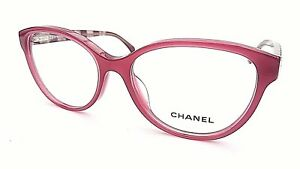 CHANEL FRAMES 32921485 IN PURPLE SIZE 54 16 140 BRAND NEW WITH CASE UNDER £150 !