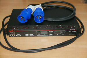 WTI MPC-HD Managed Power Controller MPC-HD32H C19 C13 Switched PDU Dual 32A 240V
