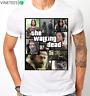 The Walking Dead Season 7 Rick Grimes Daryl Dixon Neegan AMC MENS KIDS T Shirt