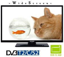Telefunken D32H289Q4 LED TV Fernseher 32 Zoll 81cm DVB-S2/C/T2 CI+ 230Volt