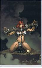 Savage Red Sonja #2 Cho Variant Virgin