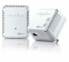 devolo dLAN 500 Wi-Fi Powerline Starter Kit (2 x PLC Homeplug Adapter, 1 x LAN