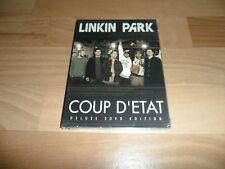 LINKIN PARK - COUP D'ETAT (RARE NEW & SEALED DELUXE 2 X DVD) CHESTER BENNINGTON