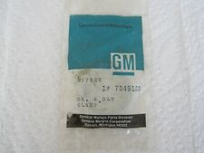 New OEM GM CV Joint Boot Clamp Part# 7849180
