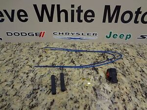 95-00 Chrysler Dodge Plymouth New Turn Signal Wiring Connector Mopar Factory Oem