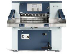 New 2021 Mohrpolar 80 Eco Paper Cutter