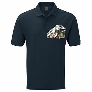Koolart Eddie Stobart Polo Shirt