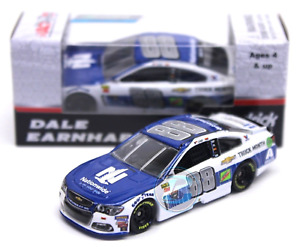 NEW NASCAR 2017 DALE EARNHARDT JR #88 NATIONWIDE CHEVY TRUCK MONTH 1/64 CAR