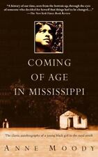 Coming of Age in Mississippi by Anne Moody (2004, Paperback)