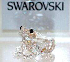 Swarovski Original Frog New with Packaging 5243741