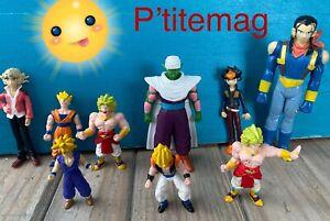 Lot Petites figurines Dragon Ball Z