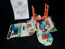 Micro Machines Super City Tool Box Playset '88 Galoob 100% complete +13 vehicles