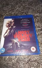A Most Violent Year (BluRay 2014)   Oscar Isaac, Jessica Chastain   New & Sealed
