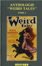 EO ENCRAGE PULPS N° 4 / ANTHOLOGIE WEIRD TALES, TOME 2 : L'ÎLE CANNIBALE