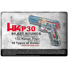 HECKLER & KOCH HK P30 BENCH CLEANING MAT H&K 45 USP P7 P7M8 P7 PSP P7M13 P7M10!!