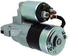 "New Starter Motor For 04-09 Mazda 3 2.0 L4 122 CID  17909    ""One Year Warranty"""