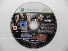 jeu seul SMACKDOWN vs RAW 2010 sur xbox 360 en francais sport spiel catch loose