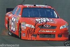 "American Stock Car Racing Driver Mike Skinner HAND SIGNED PHOTO 12x8 ""B"