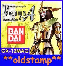 Venus A Gold Bandai GX-12MAG Mazinger Angels Soul of Chogokin Jeeg Grendizer