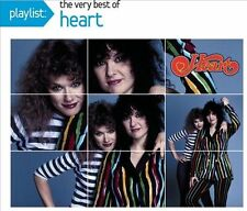 HEART - PLAYLIST: THE VERY BEST OF HEART NEW CD FREE SHIPPING!!
