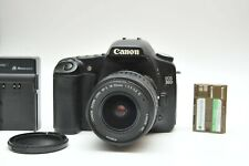 Canon EOS 30D 8.2MP Digital SLR Camera with EF-S 18-55mm f/3.5-5.6 Lens SN315055