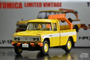 [TOMICA LIMITED VINTAGE LV-188b 1/64] TOYOTA STOUT WRECKER