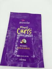 New Aussie MIRACLE CURLS Nourishing Hair Pack  NEW 1.7 fl.oz