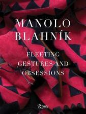 BN/SEALED MANOLO BLAHNIK Fleeting Gestures