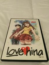 Love Hina  La serie Volumen 1 Capitulos 1-5 Dvd Anime