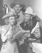 Roy Rogers Old Time Radio Show Western Adventure, Music, & More MP3 CD OTR Great