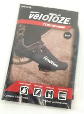 VeloToze Toe Cover, Black
