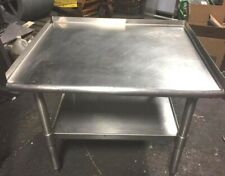 Stainless Steel Equipment Stand 24 X 24