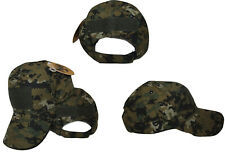 Marpat Camo Operator Operators Tactical Cap Hat Patch adjustable strap (RUF)