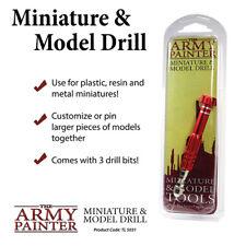The Army Painter BNIB Miniature and Model Drill (2019) APTL5031