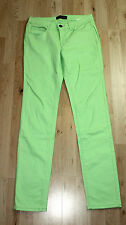ARIZONA Stretch Jeans Hose Röhre Damen 36 Skinny Sommer neon grün TOP °3312
