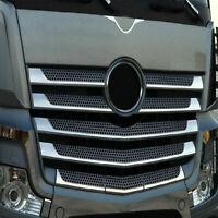 Metal Sticker Decals Set for Tamiya 1/14 Arocs 56335 56348 3363 RC Truck Tractor