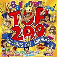 Deutsche's als Compilation T.O.P Musik-CD