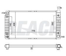 Radiator Reach Cooling 41-2042