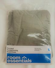 Room Essentials Ironing Board Cover Nwt Padded Standard Size Gray