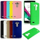 Matte Ultra-Thin Hard Slim Rubberized Shell Cover Case for LG Smart Cell Phones