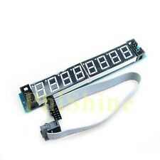 TM1638 8 Bit Digital Tube 0.56 Red Tube Common Cathode for Arduino 51 AVR GCC