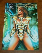 Cici #4A 2002 NM (9.4) Condition Spilled Milk Comics