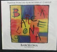 "Freddie Mercury & Montserrat Caballe : ""Barcelona"" (RARE 2 CD edition)"