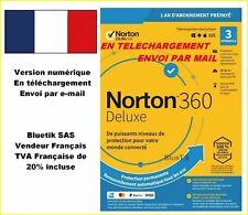 Norton 360 Deluxe 25 Go Antivirus