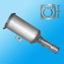 EU3 DPF Dieselpartikelfilter PEUGEOT 807 2.0Hdi 2.2Hdi RHM 4HW RHT 2003/09-