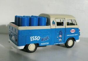 VW Kombi Pickup Esso Blue (Paraffin) Service Van Custom Graphics 1/43 Scale