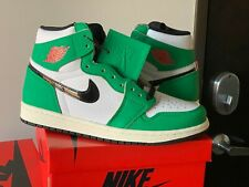 Air Jordan 1 Retro High Lucky Green - Size 9W / 10W / 11W - IN HAND FAST SHIP