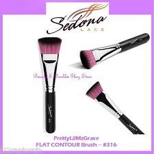 NEW Sedona Lace PrettyLilMzGrace FLAT CONTOUR Brush #316 FREE SHIPPING Makeup
